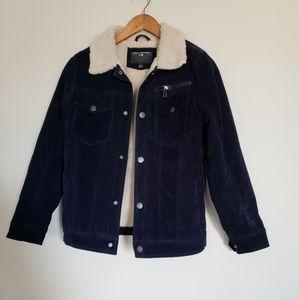Urban Republic boys sherpa jacket size large